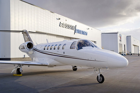 Citation CJ 2 Privatjet