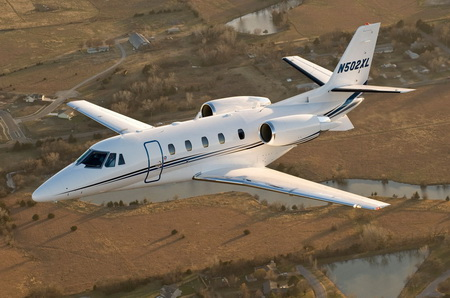 Citation Excel/XLS Business Jet